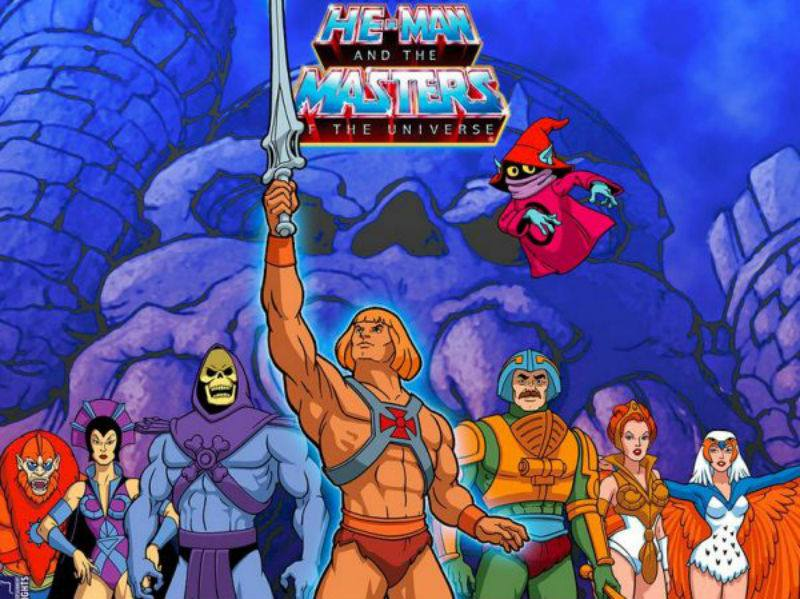 [Netflix] ¡Por el poder de Grayskull! He-Man tendrá nueva serie original