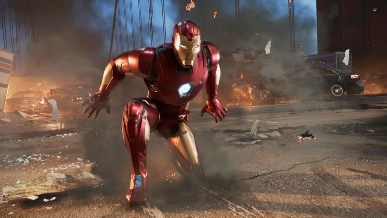 Algunos detalles y gameplay de Marvel's Avengers