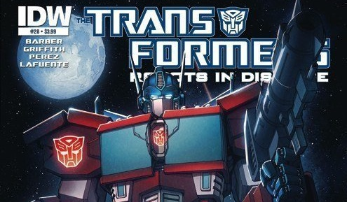 [Transformers] Robots in disguise final