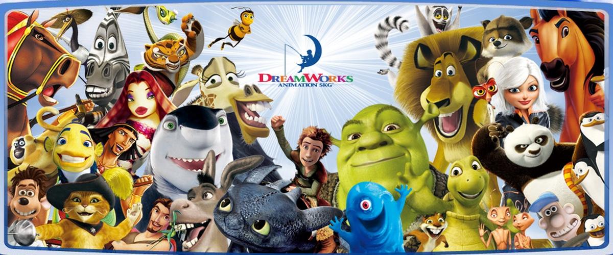 ¡Ven a disfrutar del primer festival de Cine de animación Dreamworks!
