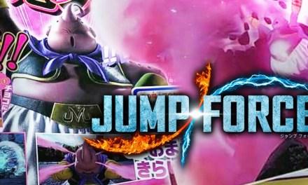 ¡Pam-pa-ra-pá! Majin Boo llega también a Jump Force