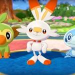 Los rivales y nuevas formas de evolución son parte del adelanto de Pokémon Espada y Escudo