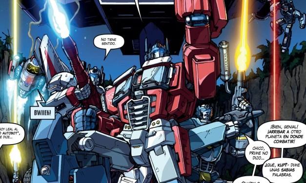 [Transformers] Rid T2: Primer golpe