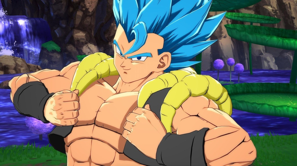 Ya está disponible Gogeta SSGSS en Dragon Ball FighterZ