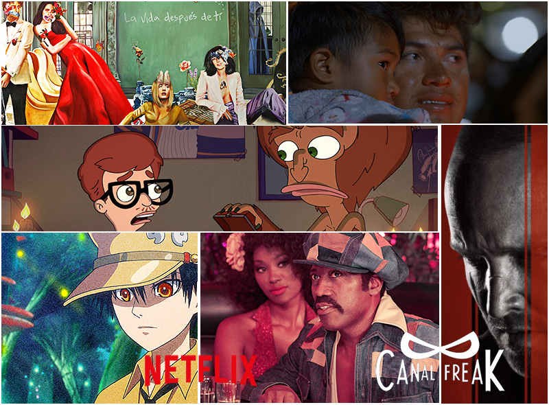 Las novedades de Netflix para octubre