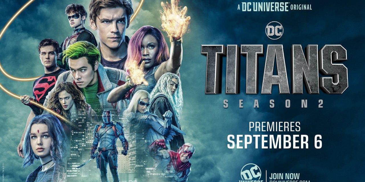 ¿Qué es lo que necesitamos saber antes del regreso de Titans?