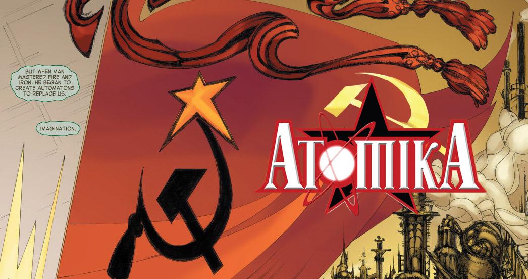 [Atomika] 03: Omnipresencia roja