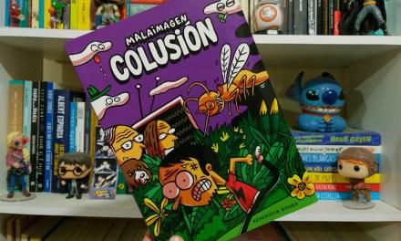 [Reseña-Libro] «Colusión»: la sátira perfecta de Malaimagen