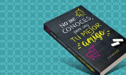 La novela ganadora de los premios Wattys 2018, «No me conoces, pero soy tu mejor amigo», llega a las librerías