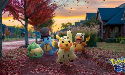 Los detalles del evento de Halloween en Pokémon Go