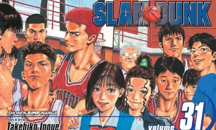 Los detalles del nuevo artbook de Slam Dunk