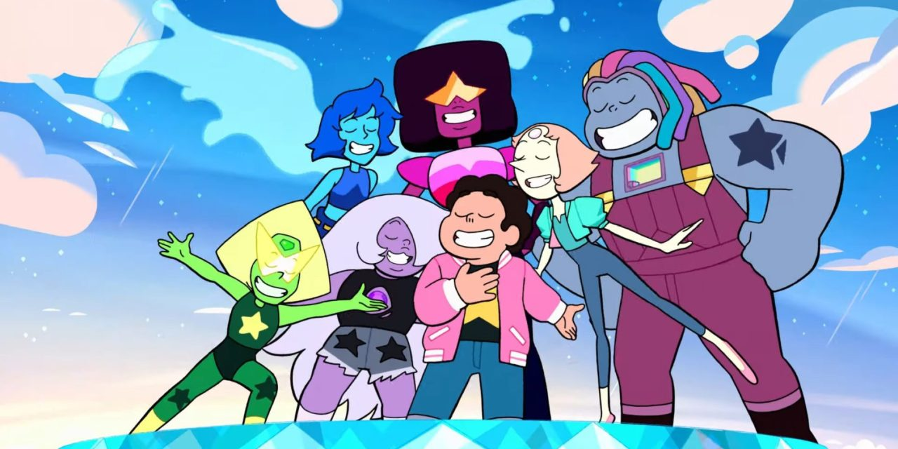 Llega la hora de decir adiós: pongan play al tráiler del final de Steven Universe