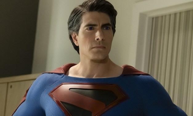 Batman, Superman, Superman y Batwoman se presentan en las nuevas fotos del crossover del arrowverso