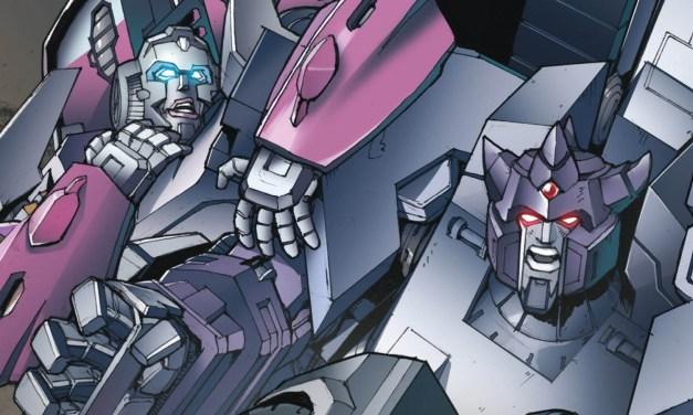 [Transformers] RidT2: Destinos entrecruzados