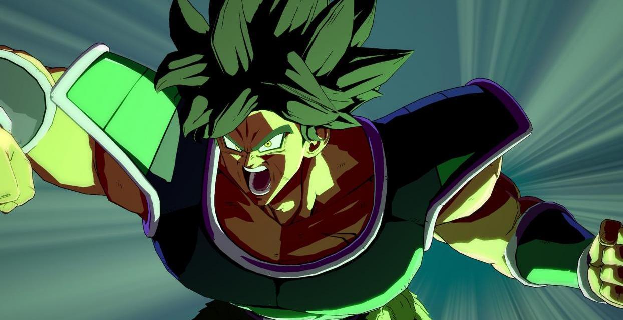 Ya hay fecha de llegada de Broly para Dragon Ball FighterZ