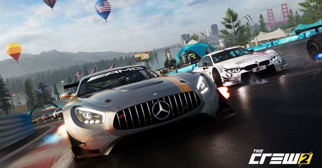 The Crew 2: Blazing Shots ya disponible de forma gratuita
