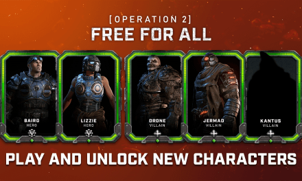 Gears 5: Operation 2 ya se encuentra disponible