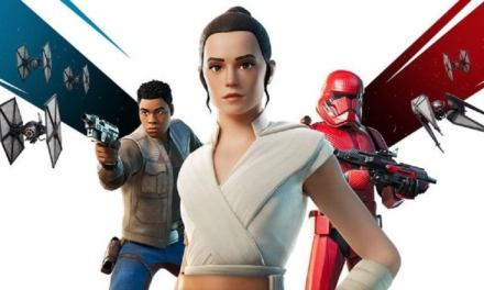Fortnite ya tiene disponible el contenido de Star Wars: The Rise of Skywalker