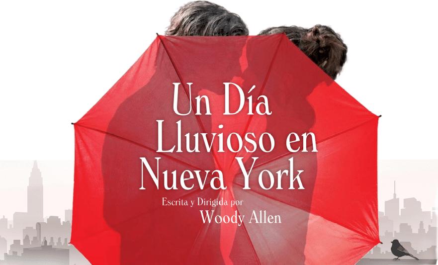 [Reseña] «Un Día Lluvioso En Nueva York»