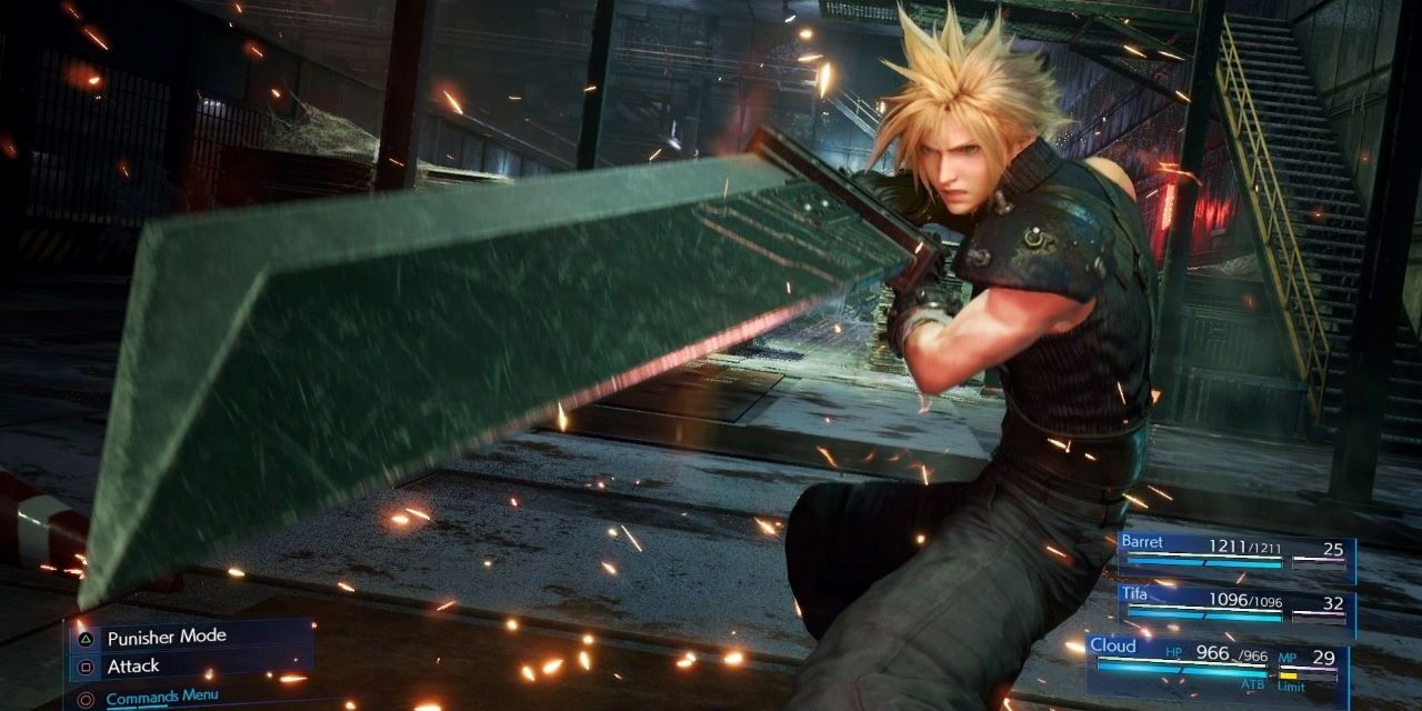 Final Fantasy VII Remake retrasa su estreno