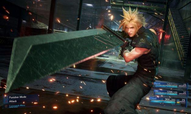 Final Fantasy VII Remake retrasa su estreno