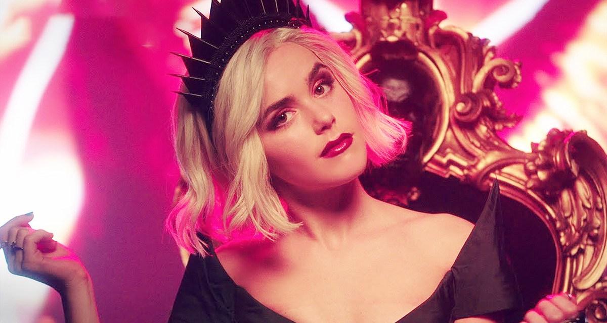 El infierno tendrá una nueva reina en el tráiler del mundo oculto de Sabrina
