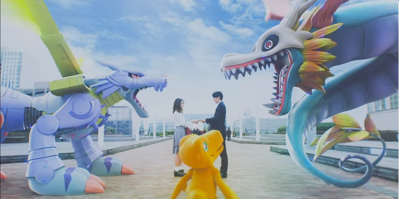 Bienvenidos al Digimundo en el tráiler Digimon Project