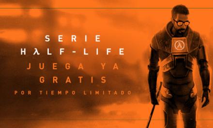 Juega la saga Half Life hasta el estreno de su próximo juego