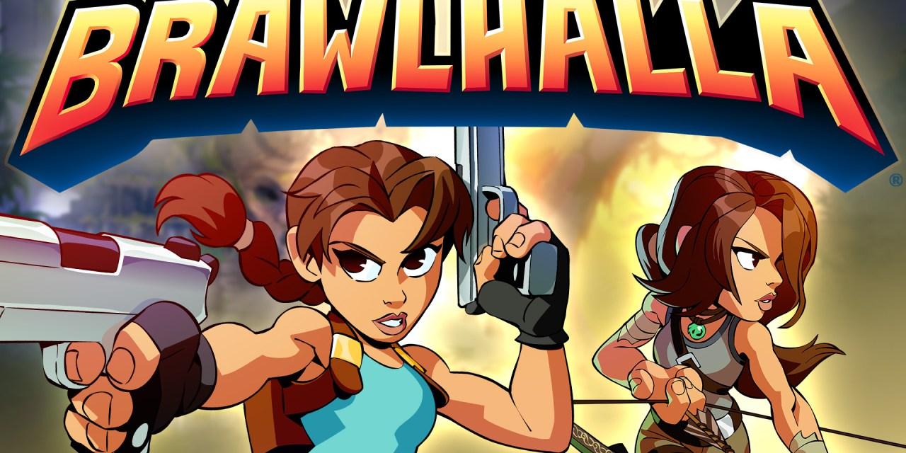 Lara Croft llega a la pelea en el mundo de Brawlhalla