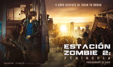 Estación Zombie 2: vuelven los zombies que asolaron Busan
