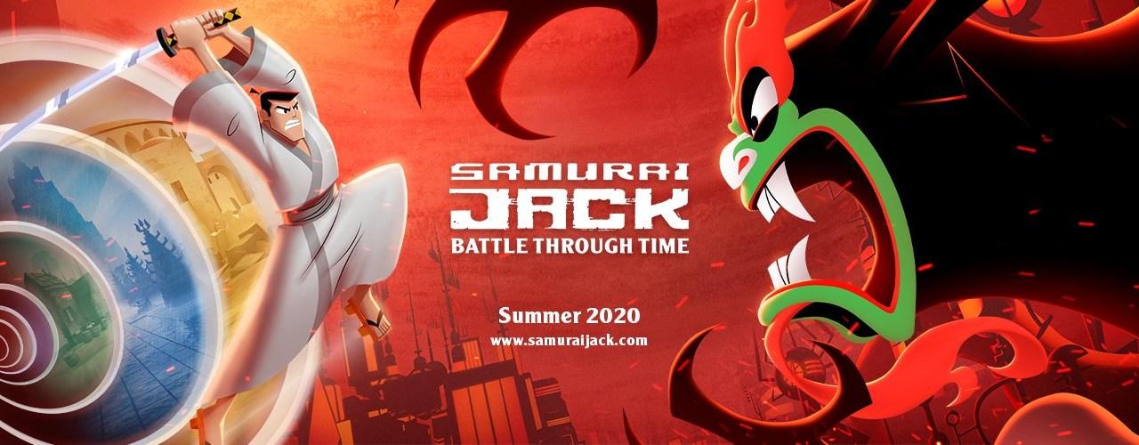 ¡Samurai Jack llega a los videojuegos!