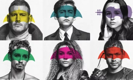 ¿Han visto a los Hargreeves? Los nuevos pósters de The Umbrella Academy