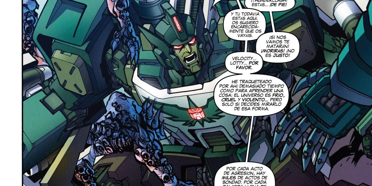 [Transformers] Mtmte T2: Thunderclash
