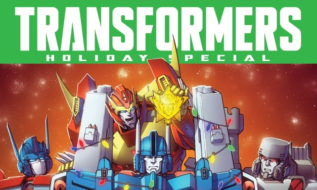 [Transformers] Holiday special