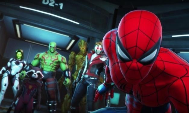 Los cuatro fantásticos ya llegaron a Marvel Ultimate Alliance 3 gracias a su tercer DLC