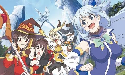 ¡La magia y la comedia llegan a Cinepolis y Hoyts! ¡¡Llega a cines Konosuba Legends!!