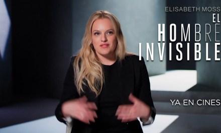 Entrevista a Elisabeth Moss: Una fanática más del hombre invisible