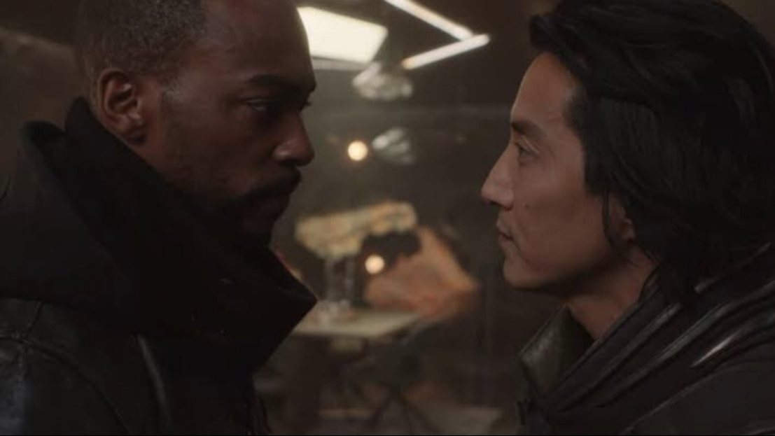 [Reseña] Altered Carbon: Vuelve Takeshi reenfundado en Anthony Mackie