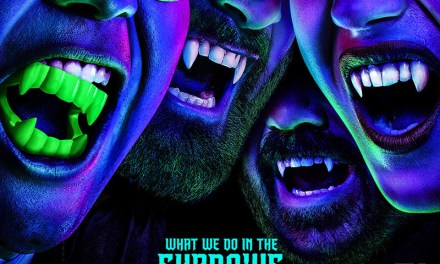 Vean el primer vistazo de Mark Hamill en What we do in the shadows