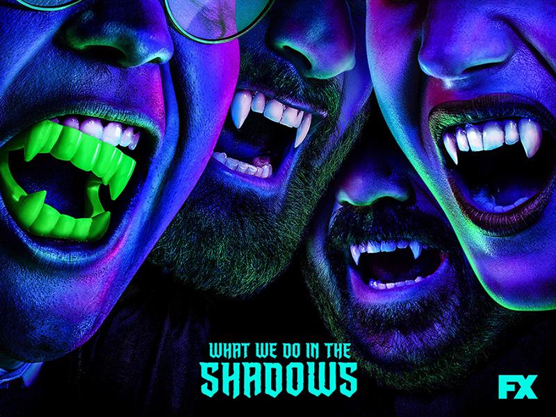 Vean el primer vistazo de Mark Hamill en What we do in the shadows
