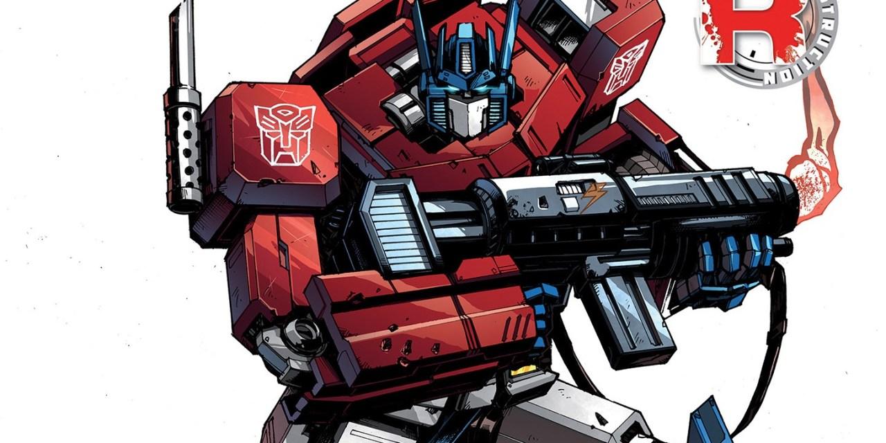 [Transformers] Optimus prime 01