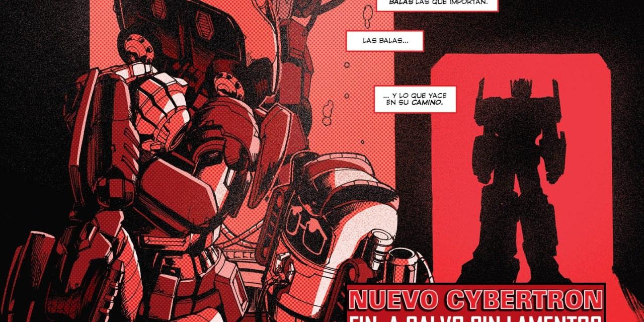 [Transformers] Optimus prime 02