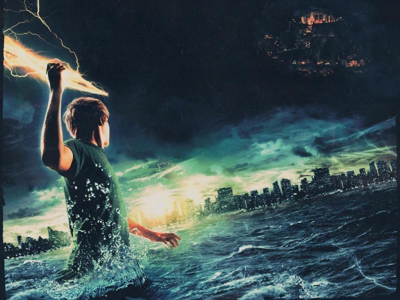 ¡Atención Demidioses! La saga de Percy Jackson sería una serie para Disney +
