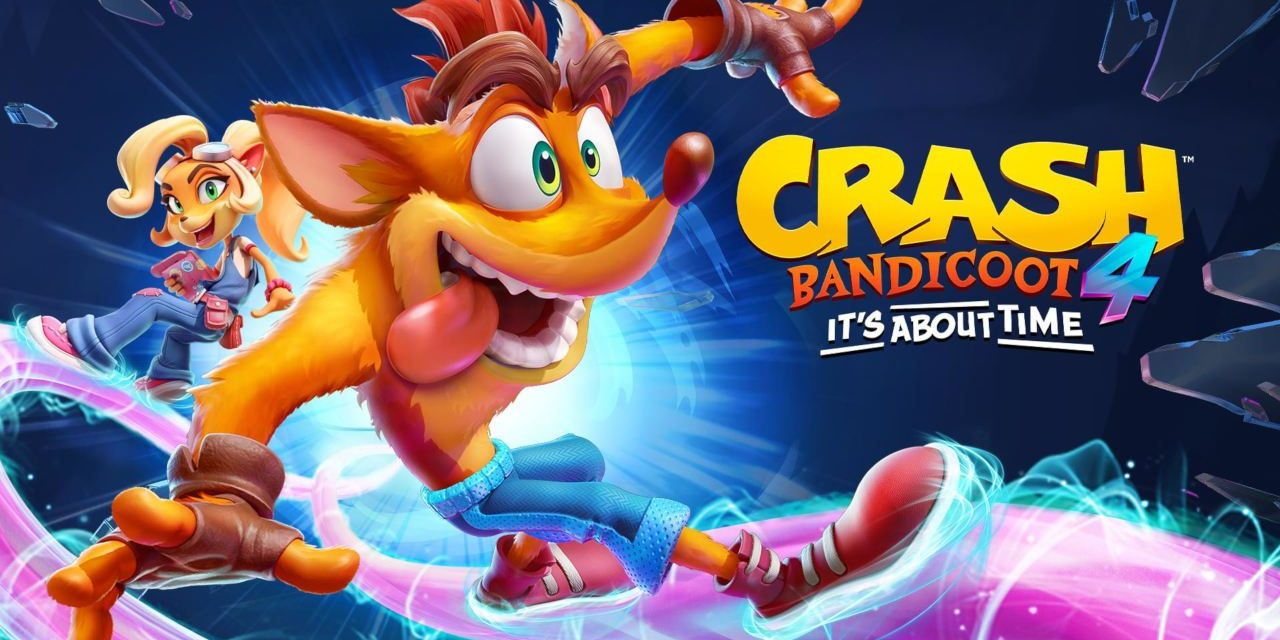 Crash Bandicoot 4: It's About Time se presenta con un trailer
