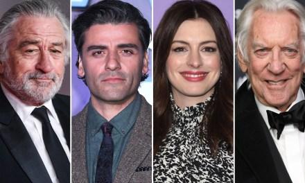 Robert De Niro, Anne Hathaway, Oscar Isaac entre otros se unen para 'Armageddon time'