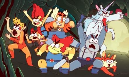 Thundercats Rugen, la nueva serie animada