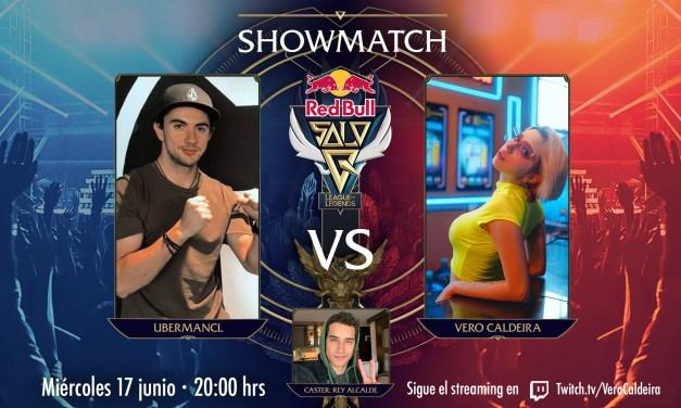 Campeonato de LOL Red Bull Solo Q tendrá su primer showmatch desde las 20:00 hrs