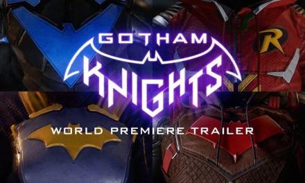 Gotham Knights el nuevo juego de WB Montereal ya tiene trailer