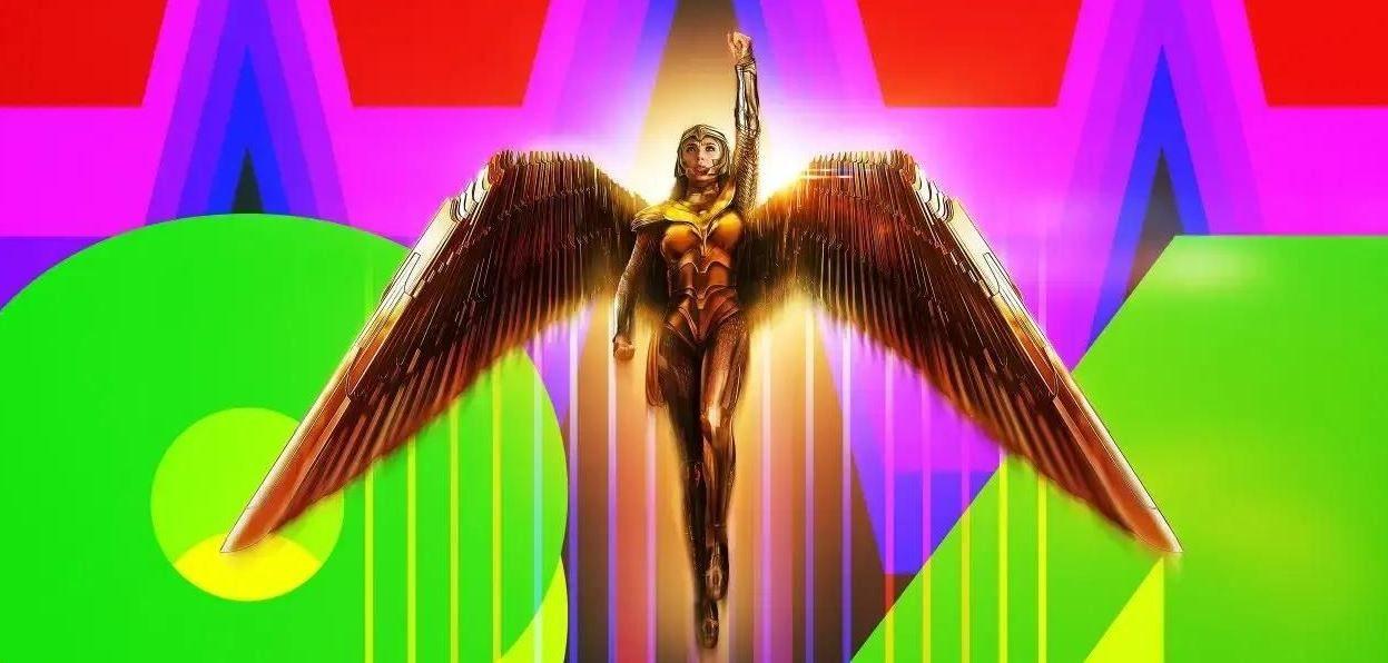 [DC Fandome]: Wonder Woman 84