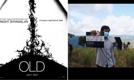 Shyamalan inicia rodaje y presenta poster de su nuevo proyecto Old